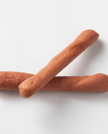 beetroot breadsticks