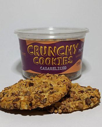 caramelised almond cookies in pet package 175g